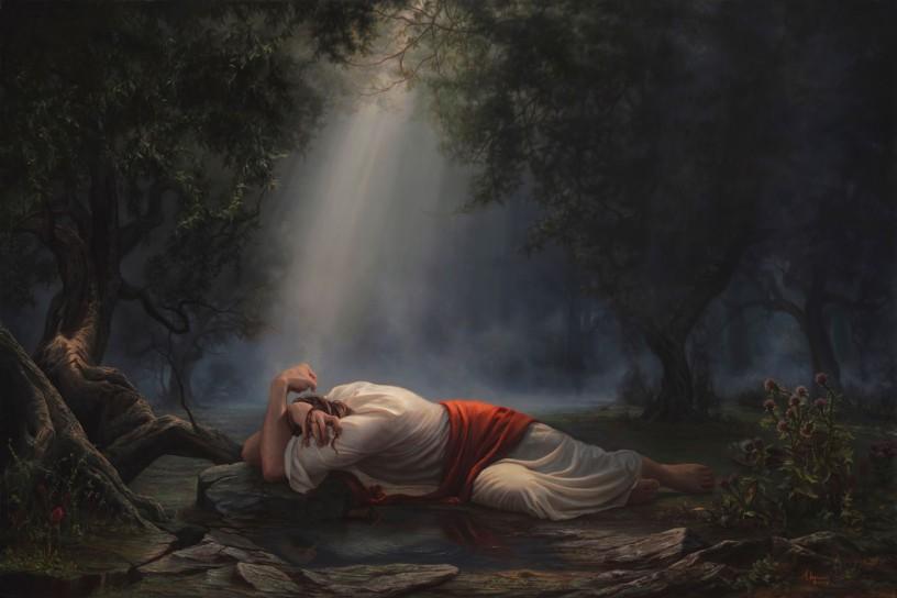 Gethsamene, by Adam Abram