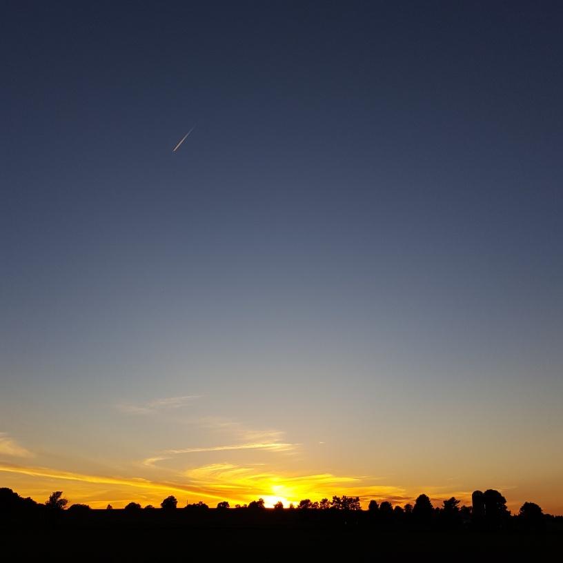 June 14 Sunset